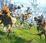 Final Fantasy 14 A Realm Reborn на ноутбук