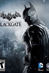 Скачать игру Batman Arkham Origins Blackgate через торрент на pc