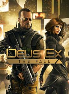 Скачать игру Deus Ex The Fall через торрент на pc