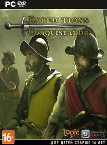 Скачать игру Expeditions Conquistador через торрент на pc