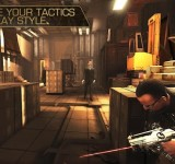 Deus Ex The Fall на виндовс