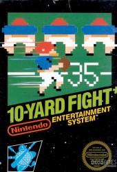 Скачать игру 10-Yard Fight через торрент на pc