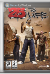 Скачать игру 25 To Life через торрент на pc