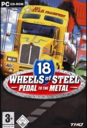 Скачать игру 18 стальных колёс Пыль дорог через торрент на pc