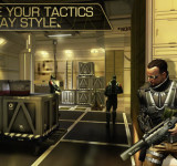 Deus Ex The Fall на ноутбук