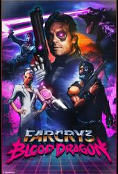 Скачать игру Far Cry 3 Blood Dragon через торрент на pc