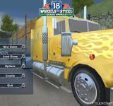 18 стальных колёс: По дорогам Америки взломанные игры