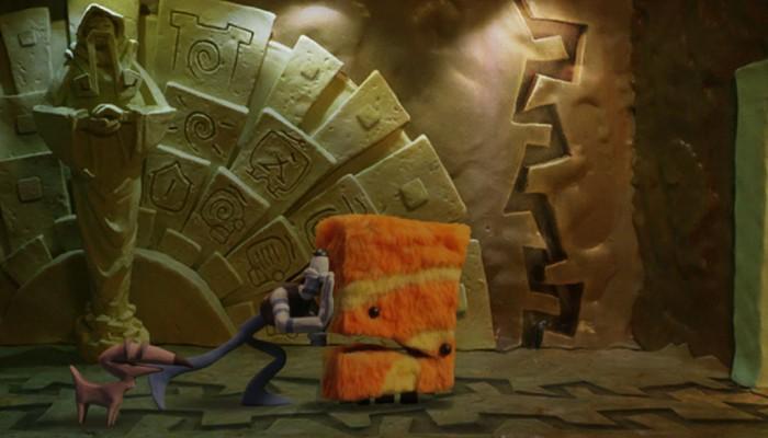 игра приключения тинтина и тайна единорога.