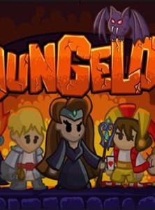 Скачать игру Dungelot через торрент на pc