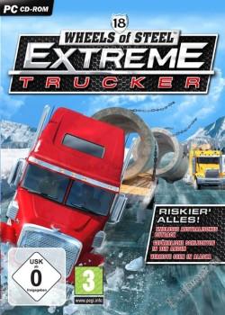 Скачать игру 18 стальных колёс Экстремальные дальнобойщики через торрент на pc