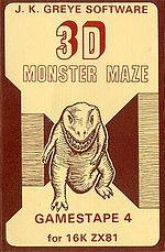 Скачать игру 3D Monster Maze через торрент на pc