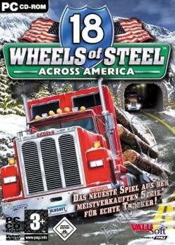 Скачать игру 18 стальных колёс По дорогам Америки через торрент на pc