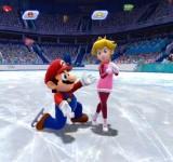 Марио и Соник на Олимпийских зимних играх 2014 в Сочи на ноутбук