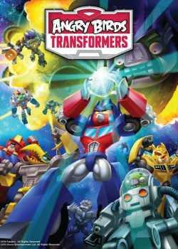 Скачать игру Angry Birds Transformers через торрент бесплатно