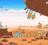 Angry Birds Star Wars на виндовс