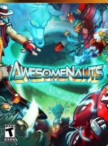 Скачать игру Awesomenauts через торрент на pc