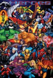 Скачать игру Marvel Heroes через торрент на pc