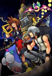 Скачать игру Kingdom Hearts 3D Dream Drop Distance через торрент на pc