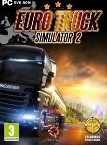 Скачать игру Euro Truck Simulator 2 через торрент на pc