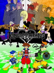 Скачать игру Kingdom Hearts HD 1 5 Remix через торрент на pc