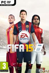 Скачать игру FIFA 15 через торрент на pc