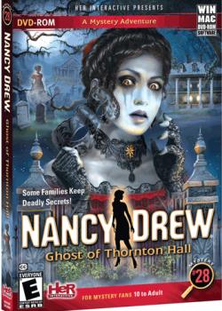 Скачать игру Нэнси Дрю Призрак усадьбы Торнтон через торрент на pc