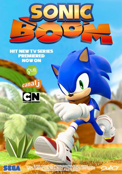 Sonic Boom Rise Of Lyric PC торрент