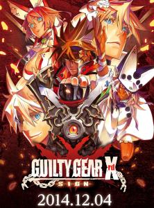 Скачать игру Guilty Gear Xrd через торрент на pc