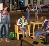 Симс 3 Студенческая жизнь на ноутбук