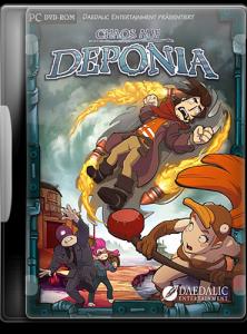 Скачать игру Chaos on Deponia через торрент на pc