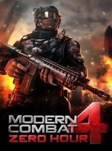 Скачать игру Modern Combat 4 Zero Hour через торрент на pc