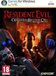 Скачать игру Resident Evil Operation Raccoon City через торрент на pc
