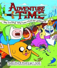 Скачать игру Adventure Time Hey Ice King Why d You Steal Our Garbage через торрент на pc