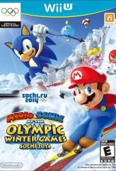 Скачать игру Марио и Соник на Олимпийских зимних играх 2014 в Сочи через торрент на pc