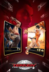 Скачать игру Tekken Card Tournament через торрент на pc