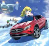 Mario Kart 8 на ноутбук
