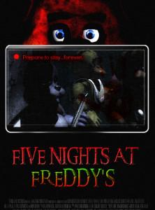 Скачать игру Five Nights at Freddys через торрент на pc