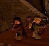 Лего Властелин Колец взломанные игры