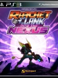 Скачать игру Ratchet and Clank Nexus через торрент на pc