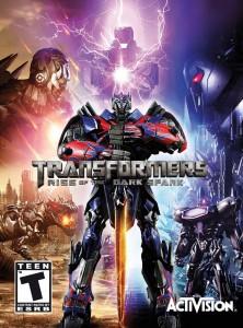Скачать игру Трансформеры Битва за Темную Искру через торрент на pc