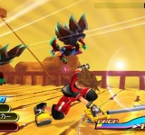 Kingdom Hearts 3D Dream Drop Distance на ноутбук