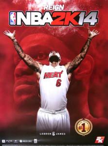 Скачать игру NBA 2K14 через торрент на pc