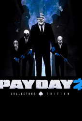 Скачать игру Payday 2 через торрент на pc
