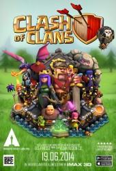 Скачать игру Clash of Clans через торрент на pc