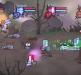 Castle Crashers на ноутбук