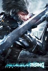 Скачать игру Metal Gear Rising Revengeance через торрент на pc