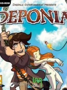 Скачать игру Deponia через торрент на pc