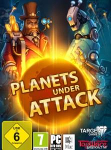 Скачать игру Planets Under Attack через торрент на pc