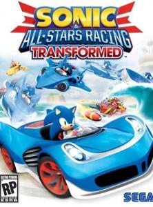 Скачать игру Sonic and All Stars Racing Transformed через торрент на pc