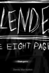 Скачать игру Slender The Eight Pages через торрент на pc